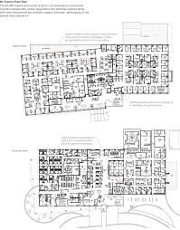Health Center Floor Plan by St Francis Cancer Center Workplace Research Resources Knoll