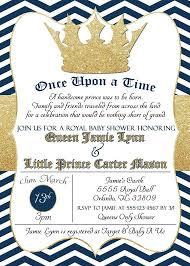 prince themed baby shower prince themed baby shower invitations marialonghi
