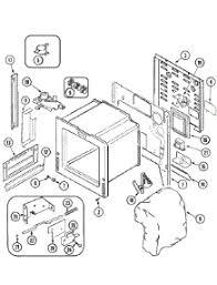 Parts For Jenn Air Cooktop Parts For Jenn Air Jes9800aas Range Appliancepartspros Com