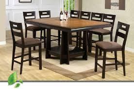 Dining Room Furniture Winnipeg Winchester Counter Height Table U0026 8 Pub Chairs Winnipeg