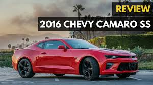 2016 chevy camaro ss chevy camaro ss v8 455hp 48 500 review 2016 gadget review