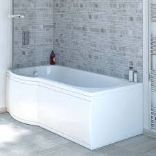 Bathtub Panel by Concert 1675mm Front Shower Bath Panel