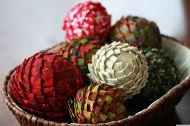 christmas craft ideas fabric styrofoam pine cone vase fillers