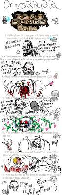 Dead Space Meme - dead space meme by tyrantwache on deviantart
