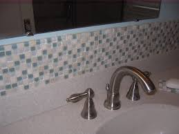 tile bathroom backsplash bathroom vanity backsplash ideas home design ideas