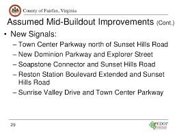 Soapstone Analysis Example Reston Network Analysis Mid Buildout Results And Roadway Classificat U2026
