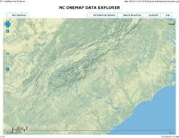 Map Nc June 2016 Newsletter Bedrock Geology Of North Carolina