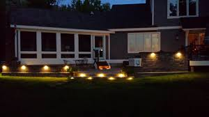Landscape Lighting Installers Outdoor Lighting Design And Installation Amo Outdoor Services
