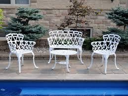 Insideout Patio Cast Aluminum Patio Furniture Home Outdoor