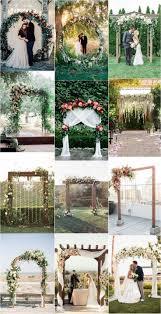 Ideas For A Backyard Wedding Wedding Shining Backyard Wedding Arch Ideas Pictures Best Arches