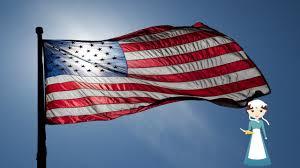 The Flag Of Usa The American Flag Kids Books Read Aloud Youtube