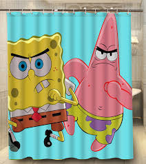 Spongebob Bathroom Decor by Image Gallery Spongebob Shower