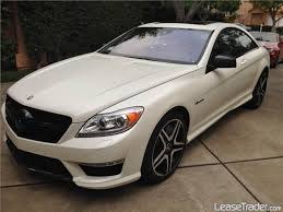 mercedes amg lease specials mercedes cl63 amg lease
