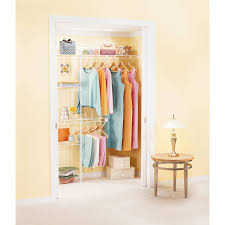 Lowes Closet Shelving Closet Simple And Economical Solution To Organizing Your Closet