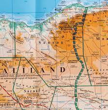 Geographical Map Somalia Geographical Map Gizi Map U2013 Mapscompany