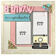 craft room layout designs birthday snapshots scrapbook layout pazzles craft room premier