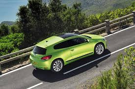 New Volkswagen Scirocco 1 4 Tsi Bluemotion Tech Gt 3dr Petrol