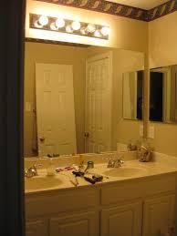 bathrooms vanity mirror lighting ideas home landscapings