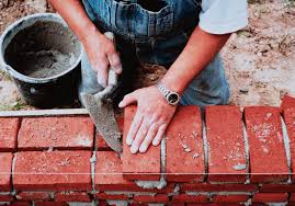 learn how to build a cinder block wall