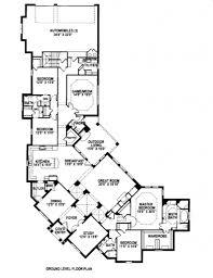 desert home plans house plan castillo a grand desert residence with no detail