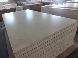 Birch Cabinet Grade Plywood Indoor Usage 18mm Furniture Grade White Birch Plywood For Cabinet