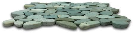 all about pebble tile floors pebble tile shop
