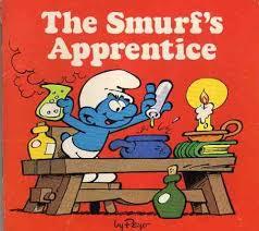 smurf u0027s apprentice story book smurfs wiki fandom powered