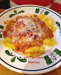 Olive Garden Five Cheese Marinara - olive garden buy one take one menu items