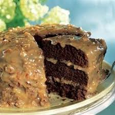 german chocolate cake frosting recipe allrecipes com