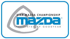 mazda logo 2011 star mazda championship schedule updated