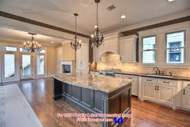 open floor plans with large kitchens our island will be 4 x10 and we had originally had 3 fixtures