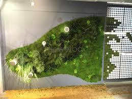 green walls diy home design ideas