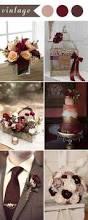 burgundy peach rustic fall wedding colors ideas vestidos