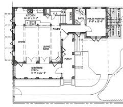 style house plan 3 beds 4 00 baths 2590 sq ft plan 536 5