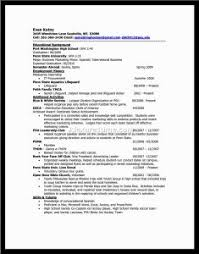 Ats Resume Template Free Resume Templates 81 Amusing Customer Service U201a Pdf U201a For
