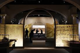Hobby Lobby Light Box Museum Of The Bible Built By Hobby Lobby Owner Opens In Dc The