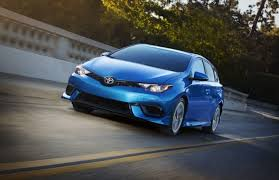 new toyota lineup 2017 toyota corolla im joins lineup for more driving fun u0026 excitement
