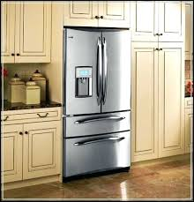 cabinet depth refrigerator lowes cabinet depth refrigerator aerojackson com
