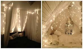 Bedroom String Lights Decorative Bedroom String Lights Design Ideas Us House And Home Real