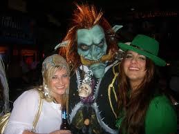 Wow Halloween Costumes Wow 2008 Halloween Costumes Pictures Mmorpg Photo Mmosite