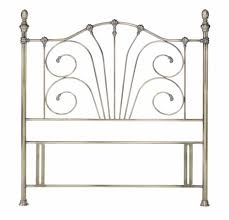 White Metal Headboard by Bedroom Metal Headboards Queen Iron Beds With White Ceramic Floor