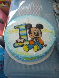 mickey mouse 1st birthday cake edible bliss cakes pinterest