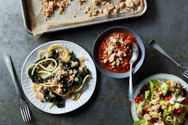 how to make and use any kind of savory streusel