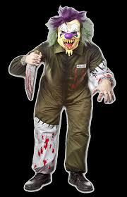 mask killer clown costume