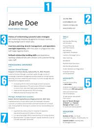 Sample Of A Resume For Job Application by What Your Resume Should Look Like In 2017