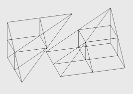 exploring liu hui u0027s cube puzzle from paper folding to 3 d design