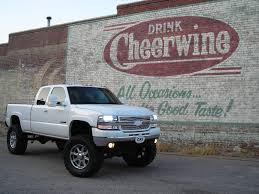 lifted white gmc for sale 2001 silverado 2500 hd lifted on 38s chevy truck car