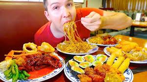 Eat All You Can Buffet by Massive Chinese Buffet U2022 All You Can Eat U2022 Mukbang Youtube