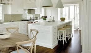 kitchen island with 4 stools seagrass counter stools transitional kitchen barbara waltman