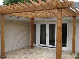 Covered Backyard Patio Ideas Pergola Design Wonderful Patio Pergola Plans Simple Wooden